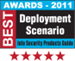 Awards - 2011 BEST Deployment Scenario