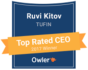 Ruvi Kitov Tufin - Top Rated CEO
