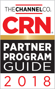 CRN Partner Program Guide 2018 logo